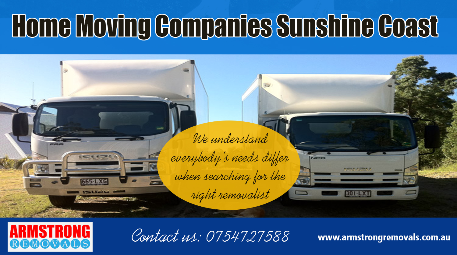 Home Moving Companies Sunshine Coast