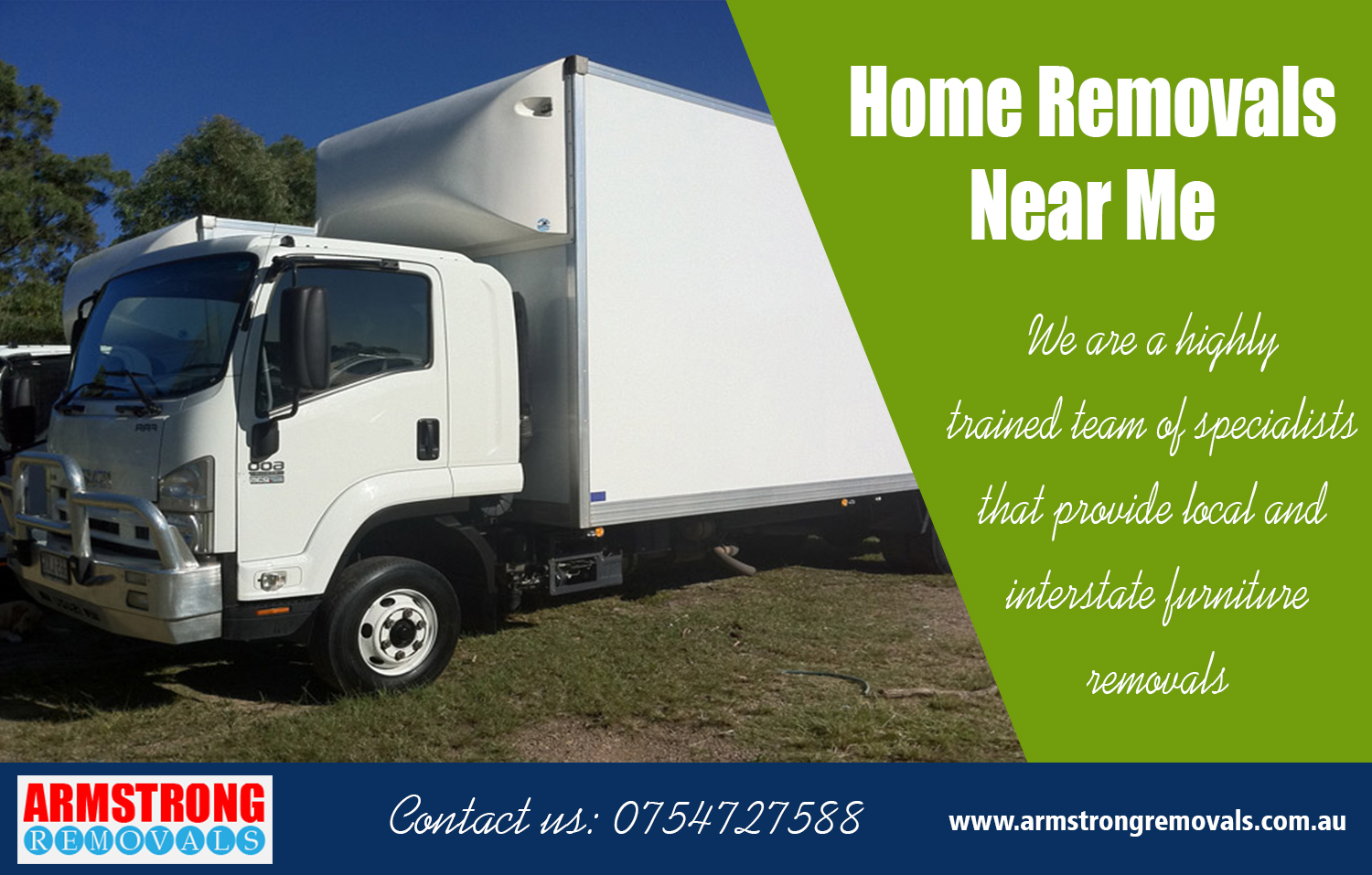 Home Removals Near Me