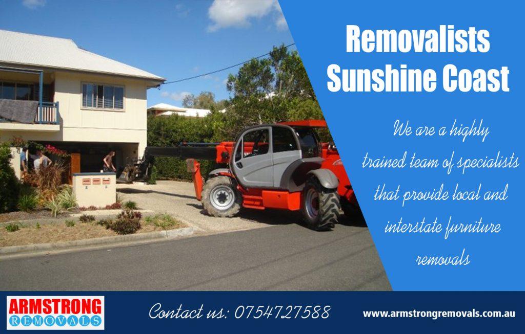 Professional Removalists Sunshine Coast