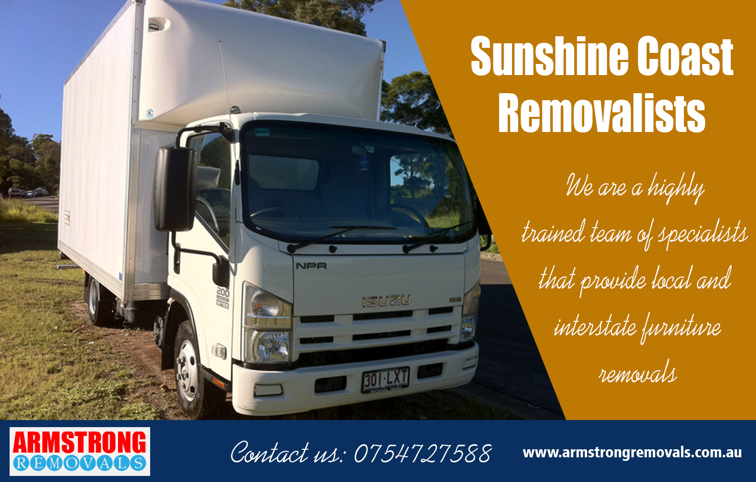 Sunshine Coast Removals & Storage Caloundra QLD