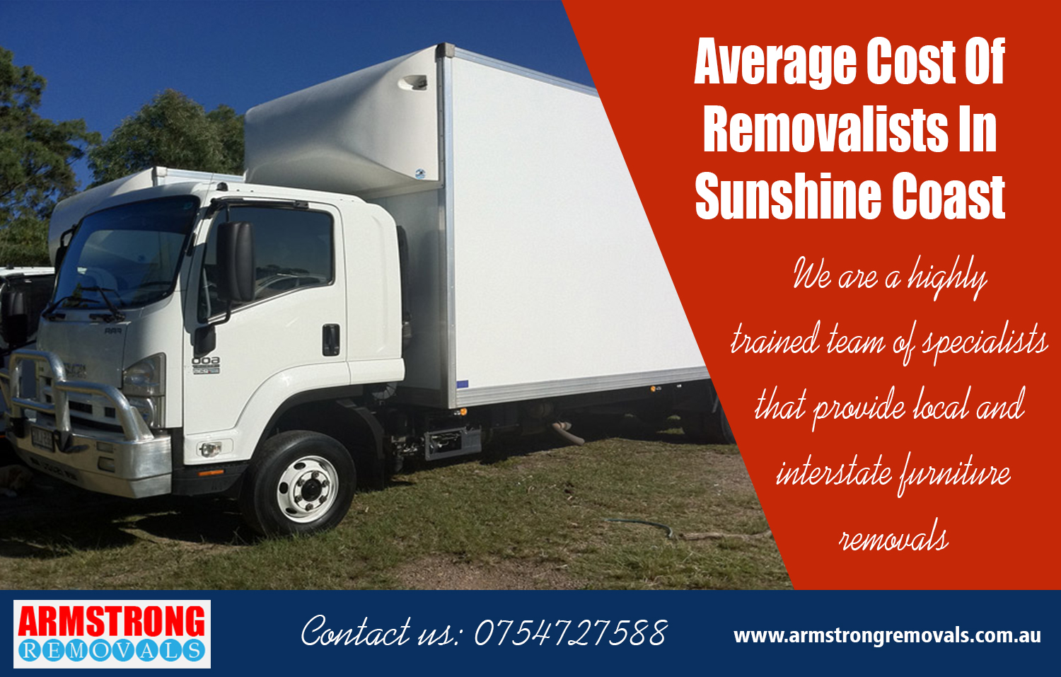 Average Cost Of Removalists In Sunshine Coast