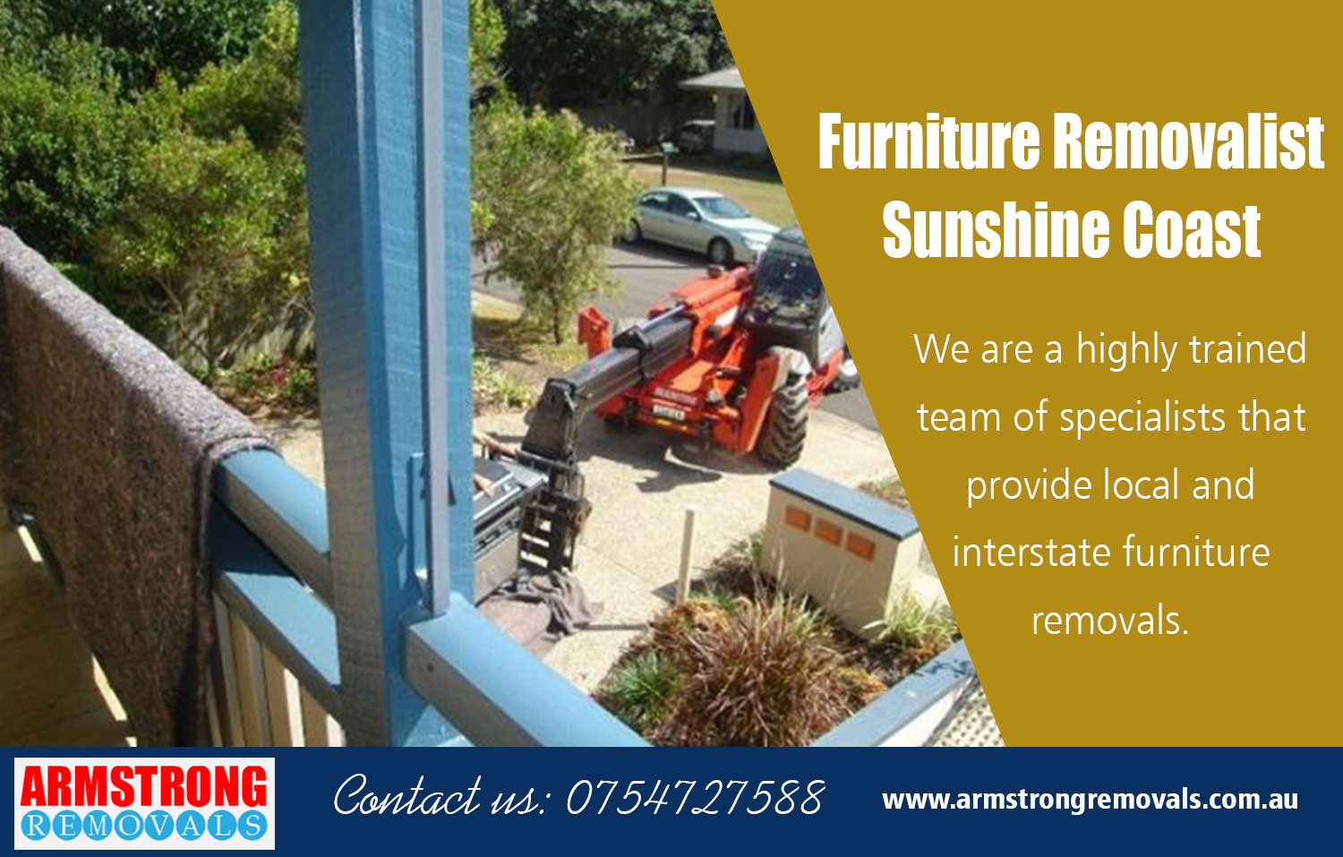 Furniture Removalist Sunshine Coast