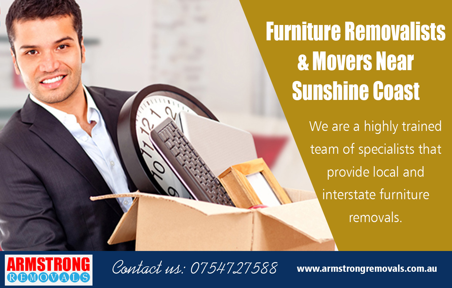 Furniture Removalists & Movers Near Sunshine Coast