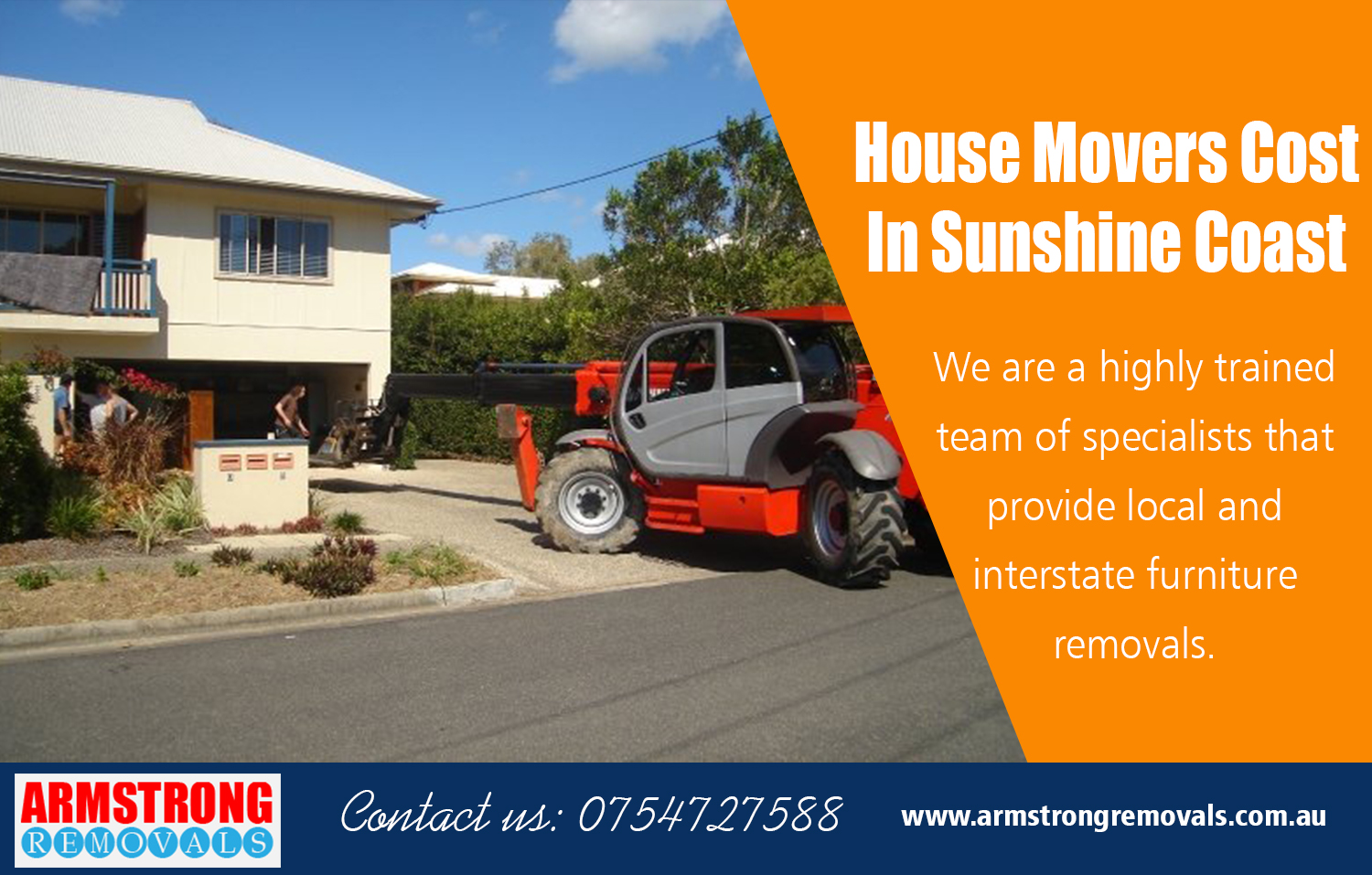 House Movers Cost In Sunshine Coast