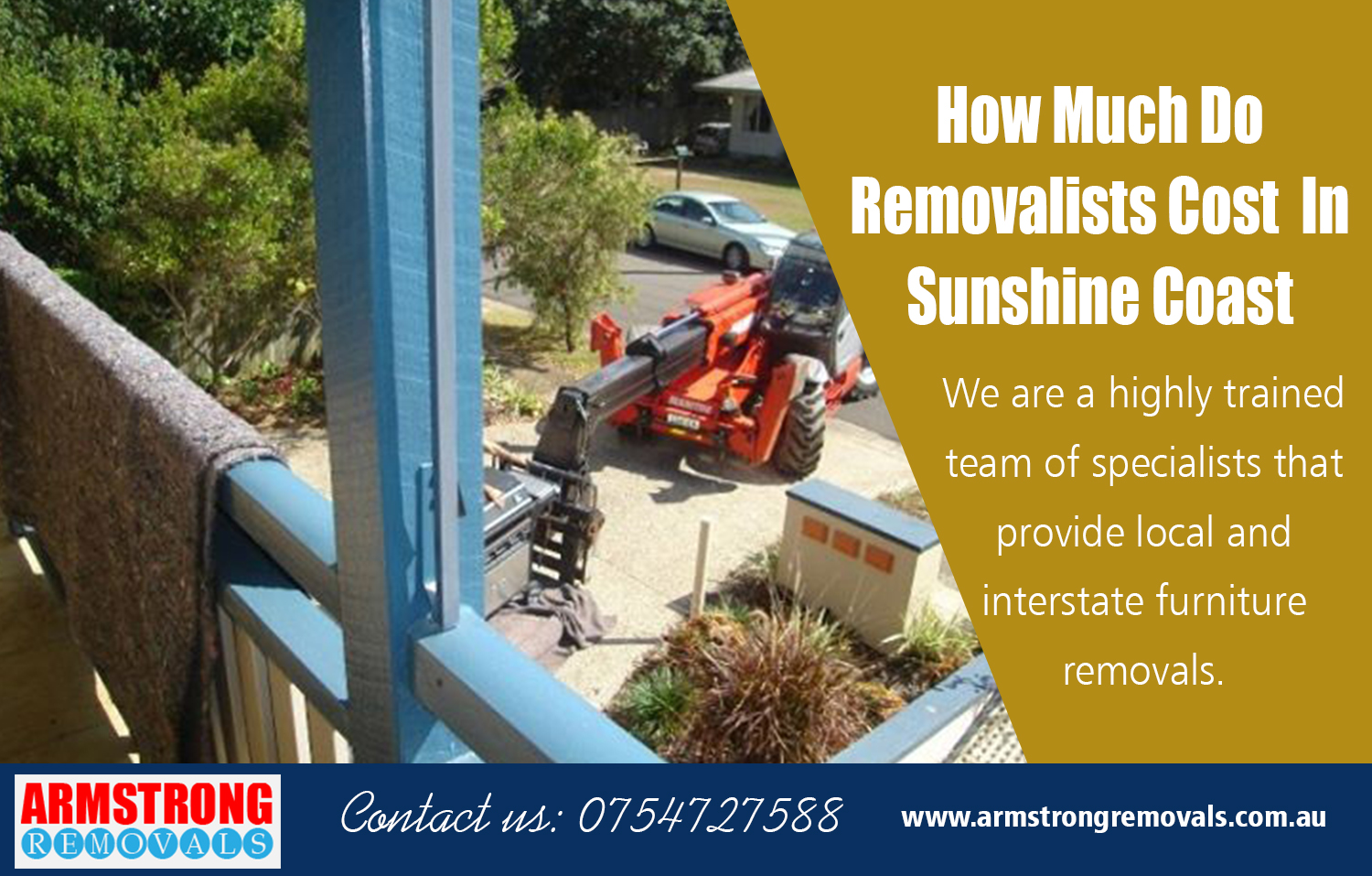 How Much Do Removalists Cost In Sunshine Coast