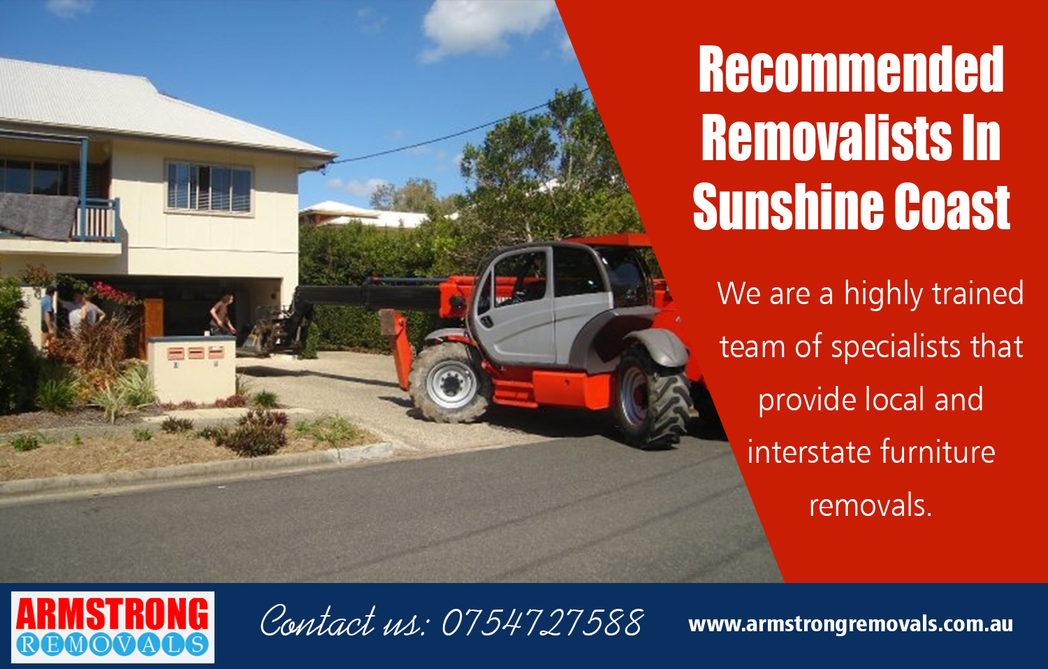 Recommended Removalists In Sunshine Coast