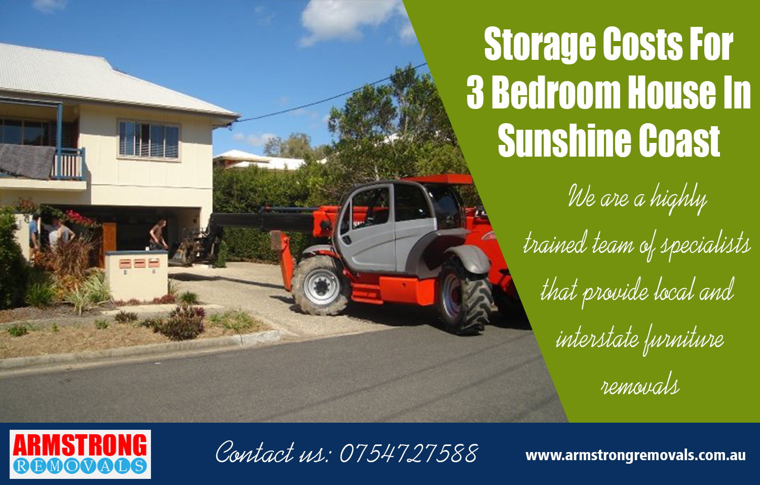 Storage Costs For 3 Bedroom House In Sunshine Coast